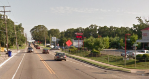 The Route 9 corridor in Toms River. (Credit: Google Maps)