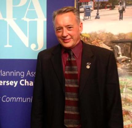 David G. Roberts (Credit: NJ Planning Association)