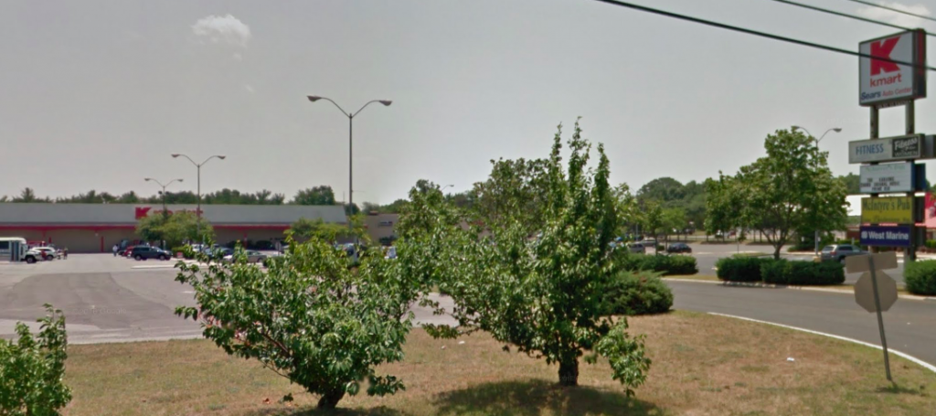 Kmart, Toms River, NJ (Credit: Google Maps)