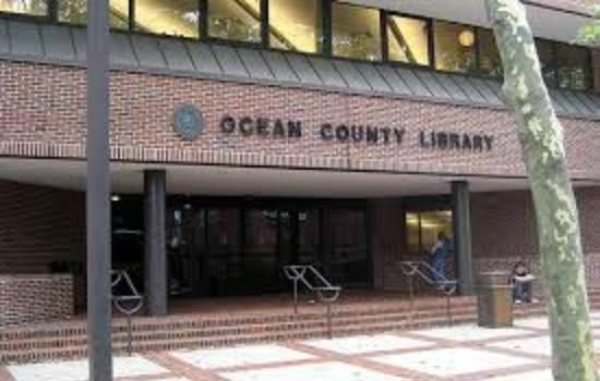 Ocean County Library, Toms River (File Photo)