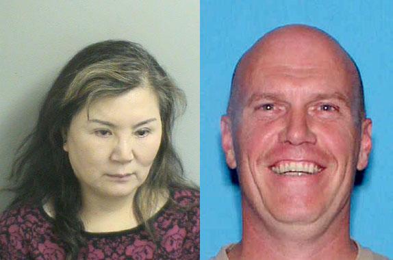 Nina X. Meng and James O'Brien (Photos: TRPD)
