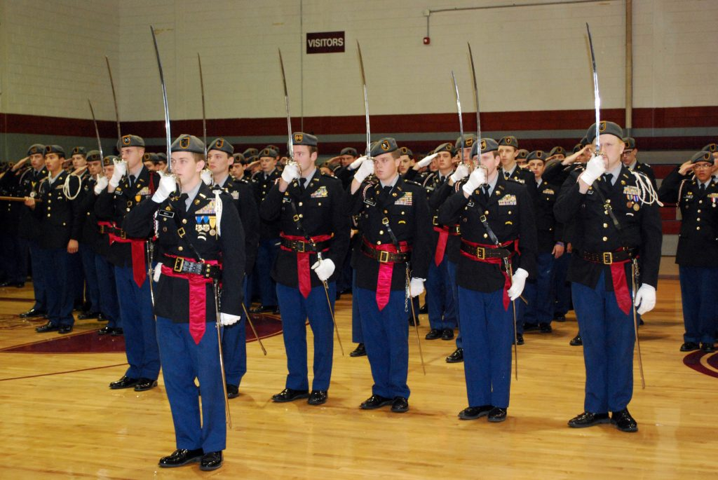 JROTC Cadets (File Photo)