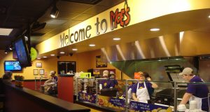 Moe's Southwest Grill. (File Photo)