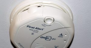 Smoke Detector (Credit: Jenn Durfey/Flickr/File Photo)