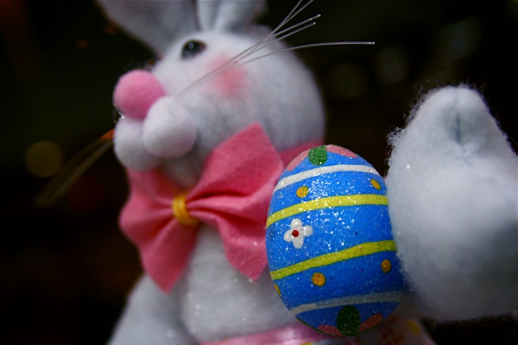 Easter Bunny (Credit: Steven Depolo/Flickr)