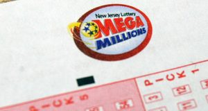 NJ Lottery Mega Millions (File Photo)