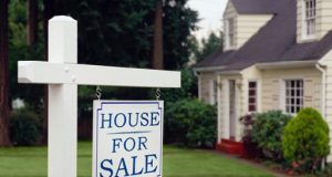Home For Sale sign. (Credit: Finch Realty)