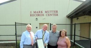 Toms River's records building named for J. Mark Mutter. (Photo: Toms River Township)