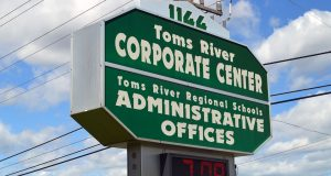 Toms River Regional (TRRS) Board of Education headquarters. (Photo: Daniel Nee)