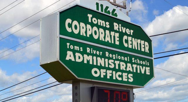 Toms River Regional (TRRS) Board of Education headquarters. (Photo: Daniel Nee)