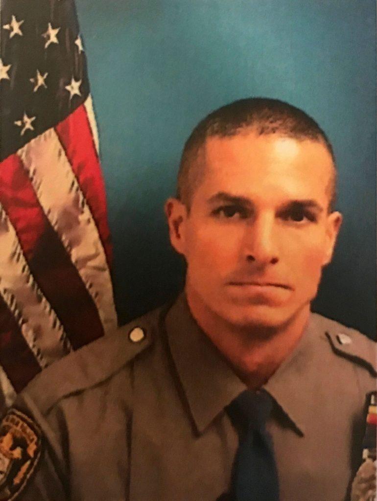 Officer Eric B. Harris (Photo: TRPD)