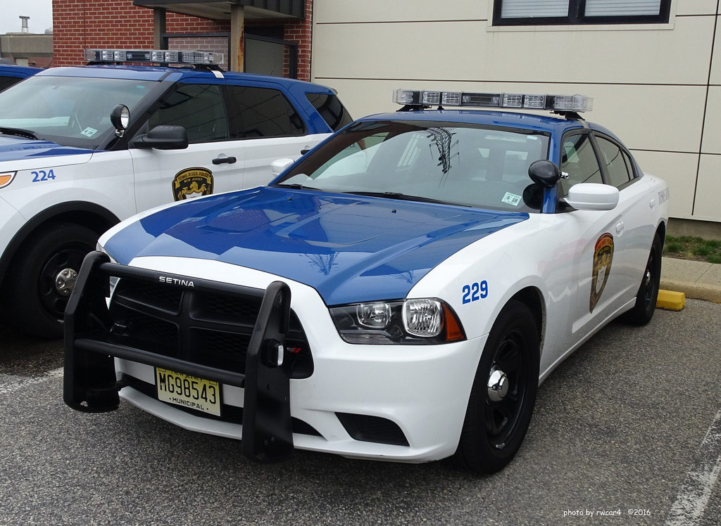 Toms River Police Car (File Photo)