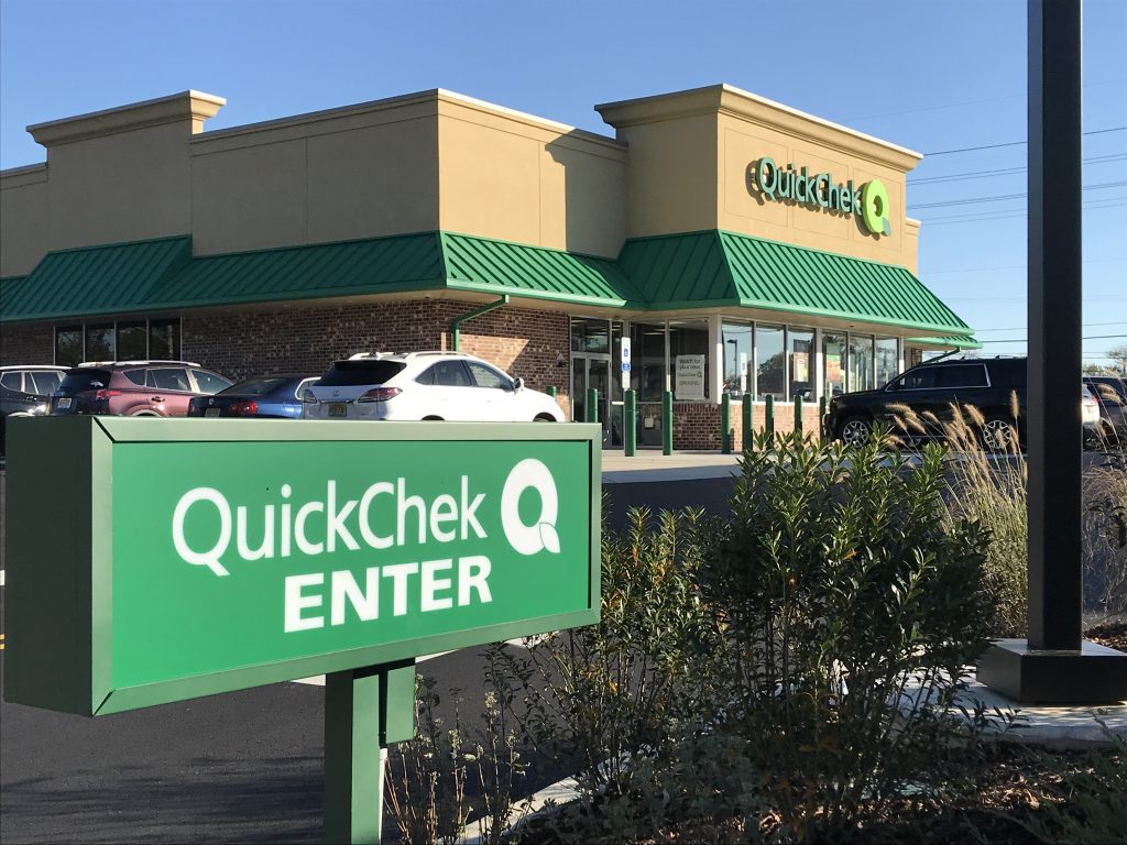 QuickChek, Toms River, N.J., Oct. 30, 2017. (Photo: Daniel Nee)