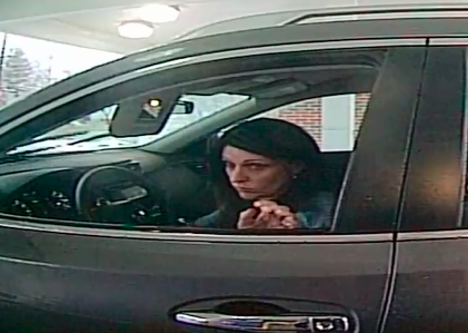 The suspect in vehicle burglaries in Toms River Jan. 7, 2018. (Photo: TRPD)