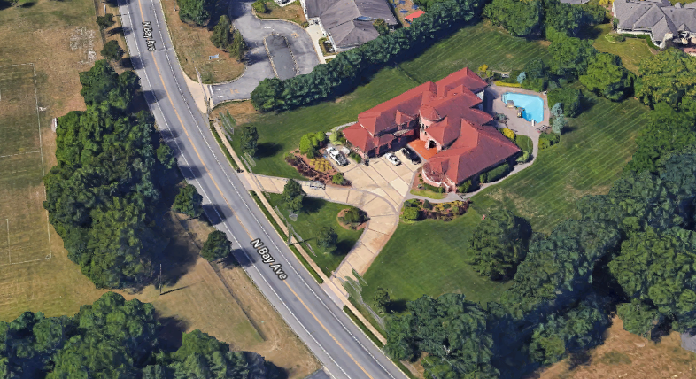 An approved group home in Toms River. (Credit: Google Maps)