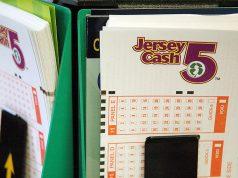Jersey Cash 5 Lottery ticket. (Photo: NJ Lottery)