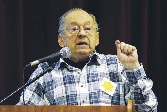 Otto Salamon (File Photo)