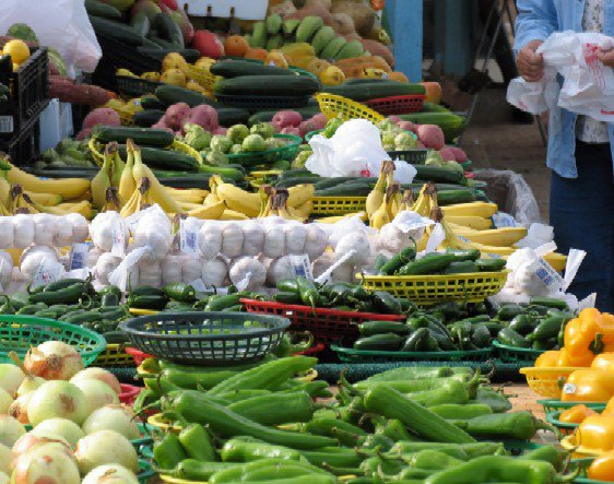 Farmers Market (File Photo)