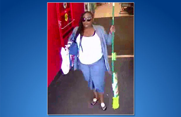 The suspect in a credit card fraud case in Toms River. (Photo: TRPD)