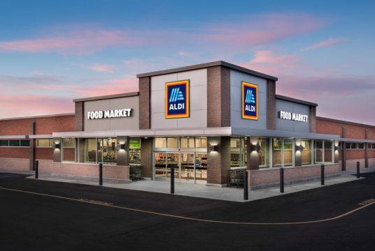 Aldi supermarket. (Credit: Aldi USA)