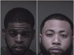 Shakar Barksdale and Sevon Hill (Photos: Ocean County Jail)