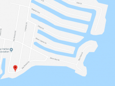 Bay Breeze Drive and Sea Breeze Road, Silverton, Toms River. (Credit: Google Maps)