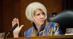 Freeholder Virginia Haines. (Photo: Daniel Nee)