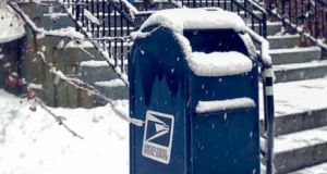 U.S.P.S. Mailbox (U.S. House)