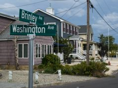 An area of Ortley Beach that is seeking to become part of Lavallette, Oct. 2019. (Photo: Daniel Nee)