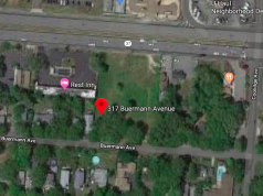 The site of a proposed Dollar General store in Toms River. (Credit: Google Maps)