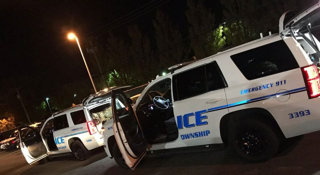 Lakewood, N.J. police vehicles. (Photo: Lakewood Police Department/Facebook)