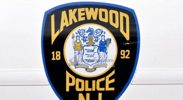 The Lakewood, N.J. police shield. (Credit: LPD/Facebook)