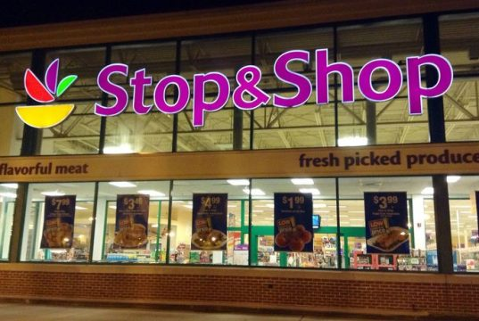 Stop & Shop (Photo: Flickr Creative Commons/Mike Mozart)