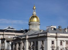 New Jersey Statehouse (Credit: State of New Jersey/ Facebook)