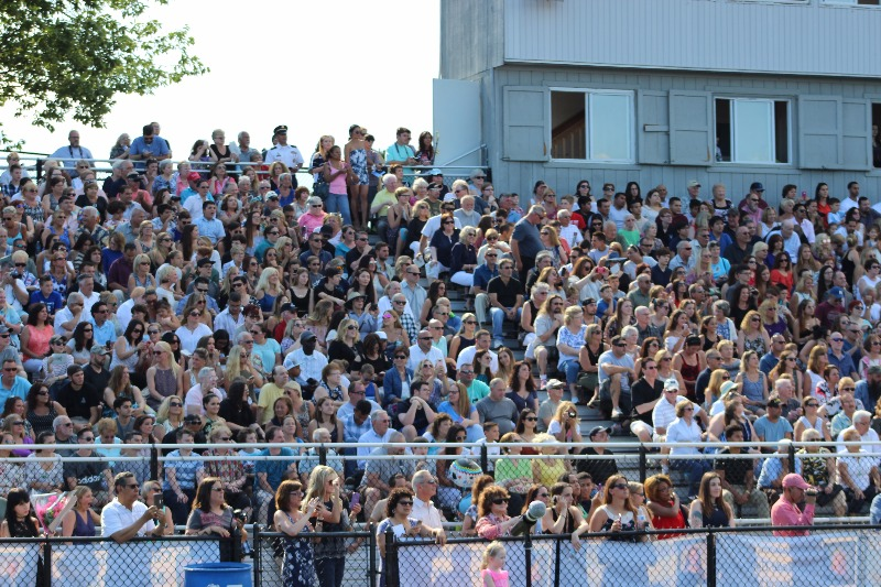 Toms River HS East students graduate in 2017. (Photo: TRRS)
