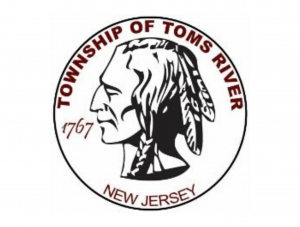Toms River Township seal.