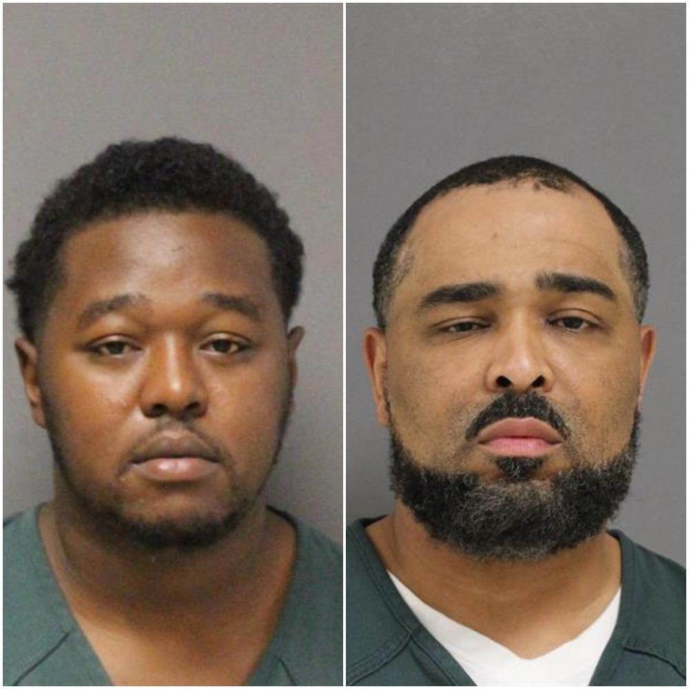 Jameer Jones and Gregory Deas. (Photos: Ocean County Jail)