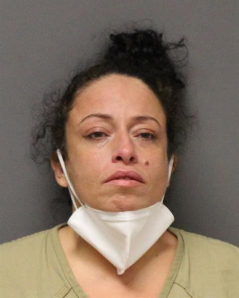 Samantha Massimino (Photo: Ocean County Jail)
