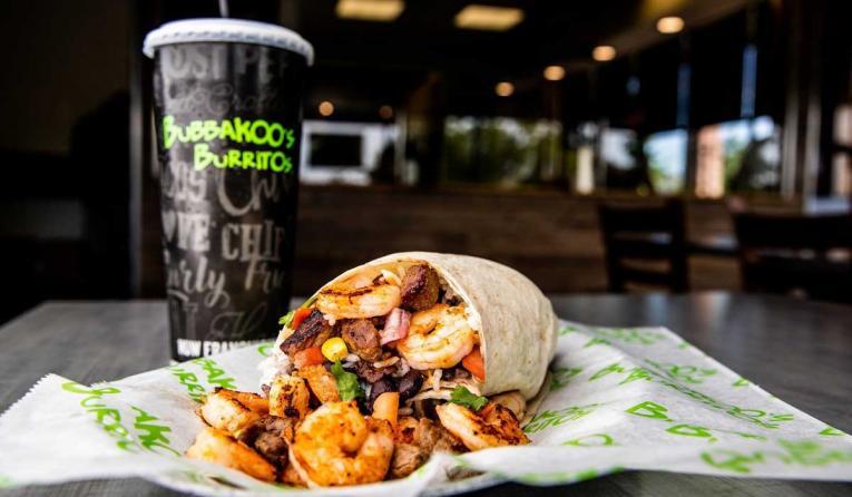 Meals from Bubbakoo's Buritos. (Photo: Bubbakoo's Burritos)