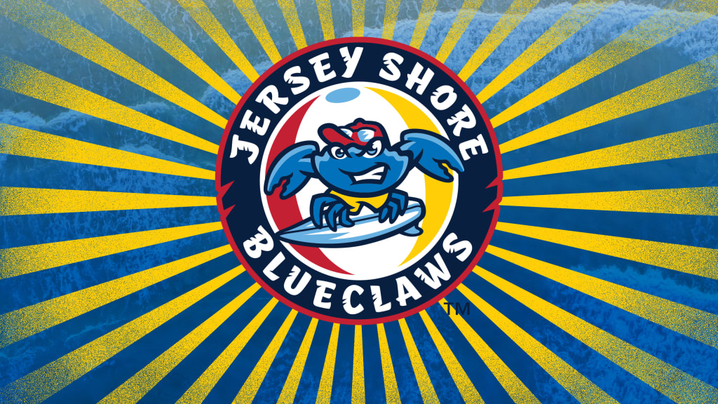The new Jersey Shore BlueClaws logo. (Photo: BlueClaws)