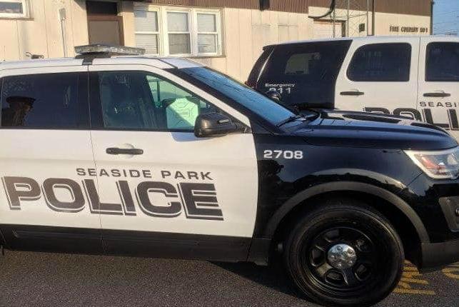Seaside Park police car. (Credit: Seaside Park Police/Facebook)