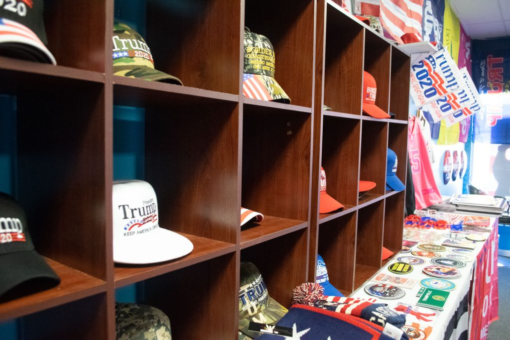 The Trump Store in Toms River, N.J. (Photo: Daniel Nee)