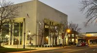 The Ocean County Justice Complex. (Photo: Daniel Nee)