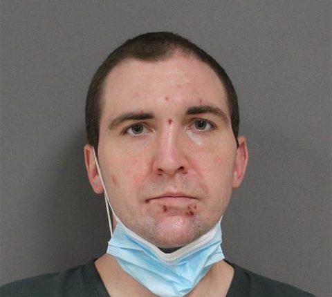 Thomas Jann (Photo: Ocean County Jail)