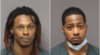 Kevin Morrison, Jr. and Rodney Morrison. (Photo: Ocean County Jail)