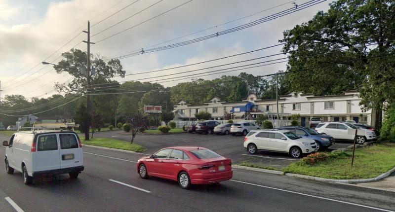 Motel 6, Toms River, N.J. (Photo: Google Maps)