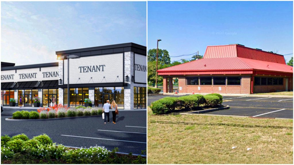 A new shopping center planned for Silverton, Toms River, will include a Pizza Hut. (File Photos)